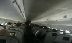 เครื่องบินสหรัฐตกหลุมอากาศรุนแรง ผู้โดยสารเจ็บ 14 คน