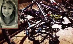 สาวนักปั่นโดนชนบนถ.รัชดา-รามอินทรา เสียชีวิตแล้ว-คนขับเก๋งยังหลบหนี