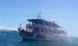 เรือโดยสารพัทยาระทึก ไฟไหม้-อับปาง ซ้ำรอย 2 วันติด