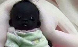 ฟันธง! ทารกผิวดำของปลอม เผยจุดพิรุธ