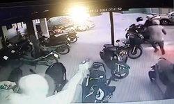 เจ้าของหอปืนดุ ยิงหลังโจรปล้นรถได้คาหนัง จับได้โดยละม่อม