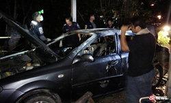 ดีเจปักษ์ใต้ถูกแฟนตำรวจหญิงบอกเลิก จุดไฟเผาตัวเองดับคารถ