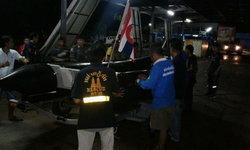ด่วน! นักท่องเที่ยวต่างชาติตกเรือเฟอร์รี่เกาะช้าง ระดมทหาร-กู้ภัยค้นหายังไม่เจอ