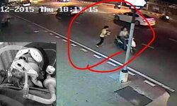 แชร์หาความยุติธรรม สาวขี่รถไปกินข้าว โดนลูกหลงยิงใส่-ทำตาบอด