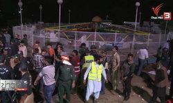 กลุ่มก่อการร้าย จามัต อูล อาห์ราร์ อ้างเป็นผู้ก่อเหตุระเบิดพลีชีพปากีสถาน เสียชีวิตกว่า 60 คน