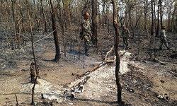 จนท.พบสาเหตุไฟไหม้ป่า อุทยานฯ ดอยสุเทพ