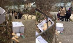 ทัวร์ไทยทำเสียชื่อที่สวิตเซอร์แลนด์ ทิ้งกล่องหมูทอดเกลื่อน