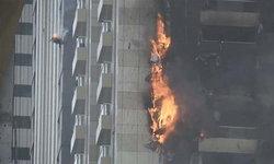 ไฟไหม้คอนโดมีเนียม 75 ชั้น เมืองดูไบ
