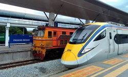 แจงภาพรถไฟไทยvsมาเลเซีย หลังถูกแชร์เปรียบเทียบ