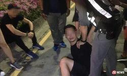 หนุ่มเมาทำร้าย ส.ต.ท.กลางด่านตรวจ ตำรวจใหญ่โทรเคลียร์ให้