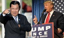 นายกฯ กัมพูชา ออกตัวเชียร์ Trump ให้ชนะเลือกตั้ง ได้นั่งเก้าอี้ผู้นำสหรัฐ