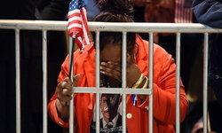สีหน้าคนอเมริกัน หลังทราบผลเลือกตั้งสหรัฐฯ ไม่เป็นทางการ