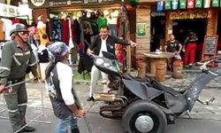 ฟังสองมุม! คลิปเทศกิจปะทะคารมคนพิการ ปมไม่ให้จอดรถ
