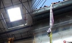 ตามล่า 10 อุยกูร์ เจาะฝ้าเพดานห้องควบคุมโรยตัวหนี