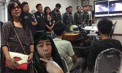 เปิดใจดาบตำรวจแต่งหญิงปลอมตัวจับคนร้าย   ยอมรับขโมยชุดเมียมาปฎิบัติหน้าที่