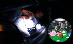 ทลายบ่อนเมืองอุดรฯ นักพนันหนีซ่อนตัวท้ายกระโปรงรถแต่ไม่รอด