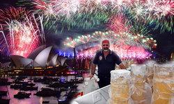 ออสเตรเลีย  เตรียมจุดพลุ-ดอกไม้ไฟน้ำหนักรวม 7 ตันที่สะพานฮาร์เบอร์ต้อนรับปี 2017