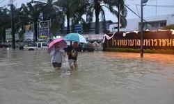 ประกาศปิดสนามบินนครศรีธรรมราช 2 วัน เหตุน้ำท่วมรันเวย์
