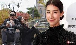 มิ้นต์ ควง ภูผา เที่ยวเกาหลี...งดสวีท!! เพราะแม่ส่งน้องไปคุม