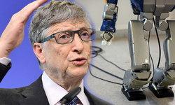 """""""บิล เกตส์"""" เสนอเก็บภาษีจาก """"หุ่นยนต์""""  เพื่อนำรายได้พัฒนามนุษย์"""
