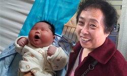 แม่ชาวจีนคลอดลูกชายตัวใหญ่จ้ำม่ำ หนักถึง 6 กิโลกรัม!