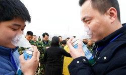 กรมป่าไม้ของจีนจัดขายอากาศอัดกระป๋อง ราคากระป๋องละ 18 หยวน