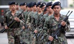 กองทัพเตรียมคัดเลือกชายไทยเข้าเป็นทหารเกณฑ์ในปีนี้  103,097 นาย