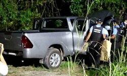 พบแล้ว ! รถที่คนร้ายใช้ถล่มโรงพักระแงะ จอดซุกไว้ในป่าสวนยาง