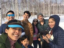 ไม่เคยเห็นมาก่อน 3 ครอบครัวแทคทีมเที่ยวญี่ปุ่น อบอุ่นเฮฮา