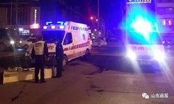เก๋งพุ่งชนรถพยาบาลพลิกคว่ำกลางแยกไฟแดงที่จีน แพทย์และคนไข้ 5 คน เจ็บหนัก