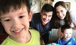 ส่องภาพครอบครัวสุขสันต์ วิลลี่ เยลหลี กับลูกชายสุดหล่อ น้องวิน
