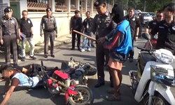 สังคมสลด เด็กหญิง 14 ร่วมแก๊งปล้นทรัพย์ชิงรถ อ้างอยากได้มือถือใหม่