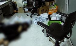 สามีเก่าจ่อยิงสาว 6 นัด กลางสำนักงานเมืองจันทบุรี ดับ