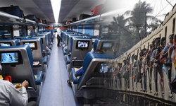 ลืมภาพเดิมๆ รถไฟอินเดีย อัพเกรดใหม่เทียบชั้นเครื่องบิน