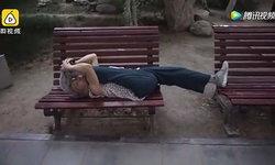 ยายจีนวัย 70 ออกกำลังกายจนแข็งแรง หวังไม่เป็นภาระลูกหลาน