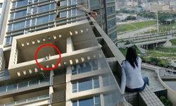 หญิงจีนคิดโดดตึก หลังถูกแก๊งแชร์ลูกโซ่ตุ๋นเงินไปกว่า 3 ล้าน