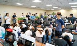 ตำรวจจีนบุกจับแก๊งต้มตุ๋นทางเน็ต รวบตัวกว่า 800 คน