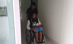 นก จริยา โอนเงิน 5 หมื่น ช่วยน้องบีม เด็กพิการถูกทนายโกงเงิน