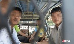 รวบยกแก๊ง ฆ่าโหดตำรวจอาสาวัย 23 ทิ้งศพหัวขาดลอยอืด