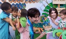 ไมค์ ซาร่า จัดปาร์ตี้วันเกิด น้องแม็กซ์เวลล์ พร้อมหน้าพ่อแม่ลูก