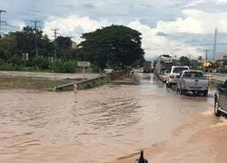 น้ำท่วมอุดรฯ กระทบพื้นที่เกษตร 6 หมื่นไร่