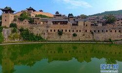 ปราสาทโบราณอายุ 400 ปีในซานซี ฟื้นคืนชีพอีกครั้ง