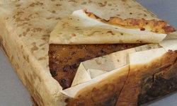 ฮือฮา! ขนมฟรุตเค้กอายุร้อยกว่าปี ฝังอยู่ขั้วโลกใต้และไม่บูด
