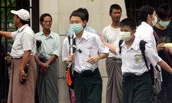 เมียนมาพบยอดติดเชื้อไข้หวัดใหญ่ H1N1 พุ่ง 687 คน ดับแล้ว 26 ราย