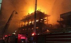 เกิดเหตุไฟไหม้โรงงานปิโตรเคมี เครือบริษัทน้ำมันรายใหญ่ของจีน