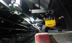 """หุ่นยนต์ """"วอลล์-อี"""" จากอนิเมชั่นสู่โลกจริง ทำงานเร็วกว่ามนุษย์ 4 เท่า"""