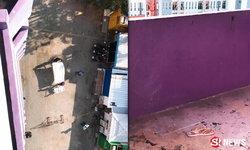 สาวรัสเซียดิ่งโรงแรมเมืองพัทยา จากชั้น 6 เสียชีวิตปริศนา