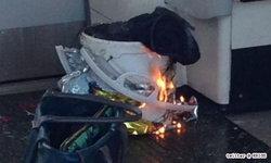 เกิดเหตุระเบิดรถไฟใต้ดินกลางกรุงลอนดอน