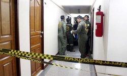 หนุ่ม-สาว ยิงสมองตายในหอพัก ค้นเจออุปกรณ์เสพยาในที่เกิดเหตุ