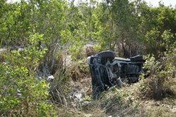 ทหารพรานดับยกรถ4ชีวิต ป่วนใต้วางบึ้มถังดับเพลิง20กก.ถูกอัดกระเด็นออกนอกรถ คาดอาร์เคเคแก้แค้น